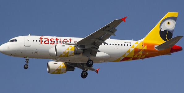 Know The Benefits Of Flying With Fastjet Airlines