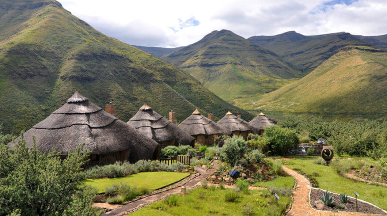 Experience Traditional Lesotho Village Life & More