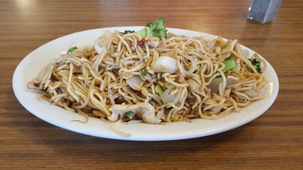 Hong Kong Noodles