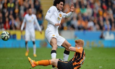 "Marouane Fellaini - ""If You Type His Name Into YouTube, You'll Only See Him Breaking Legs"" 4"