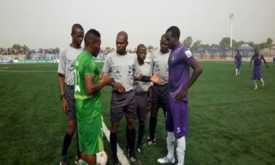 NPFL MATCHDAY 17: MFM FC Sentenced To A 4-0 Annihilation By Nasarawa United 9