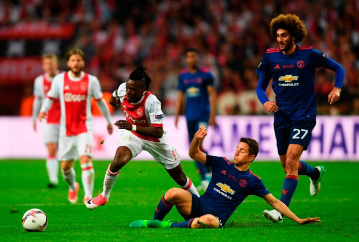 Manchester Utd Crowned Europa League Champions On Emotional Night 7
