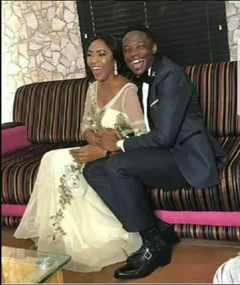 Breaking ! Ahmed Musa Marries New Wife Juliet Ejue - Watch The Video 9