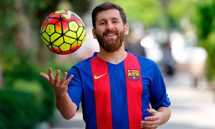Reza Parastesh, Lionel Messi Lookalike Arrested In Iran 14