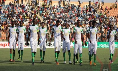 NPFL: Plateau United Maintains Top Spot As MFM Lost 3-0 To Niger Tornadoes 5