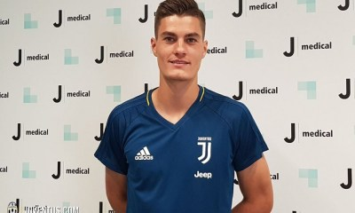 Patrik Schick In Turin For Medical Ahead Of His €25m Move To Juventus 1