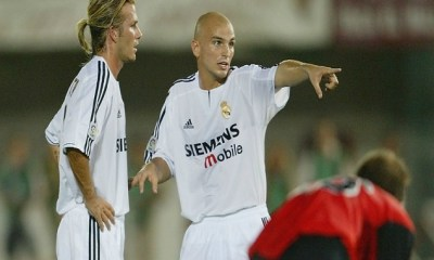 I Didn't Fit In At Real Madrid Because Is Either You're A Galacticos Or An Academy Player - Cambiasso 5