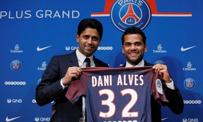 Official: Ligue 1 Giant Secure Signing Of Dani Alves On A Two-Year Deal 15