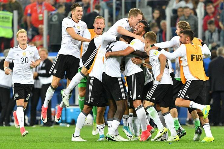 Joachim Low's Youngsters Hands Germany First FIFA Confederation Cup 6
