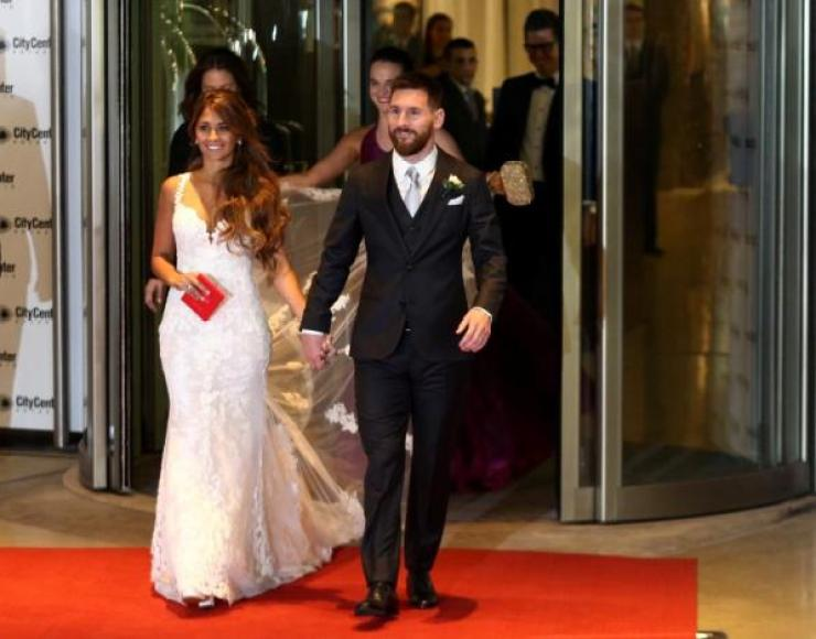 "Interesting Pictures Of Lionel Messi's Wedding : Dubbed ""The Wedding Of The Year"" 23"