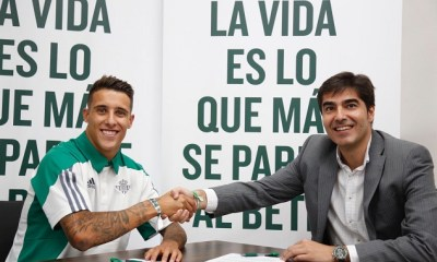 Official: Real Betis Secure Signing Of Barcelona Winger 5