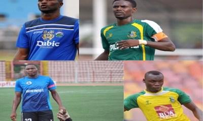Top Ten Veterans In Nigeria Professional Football League 4