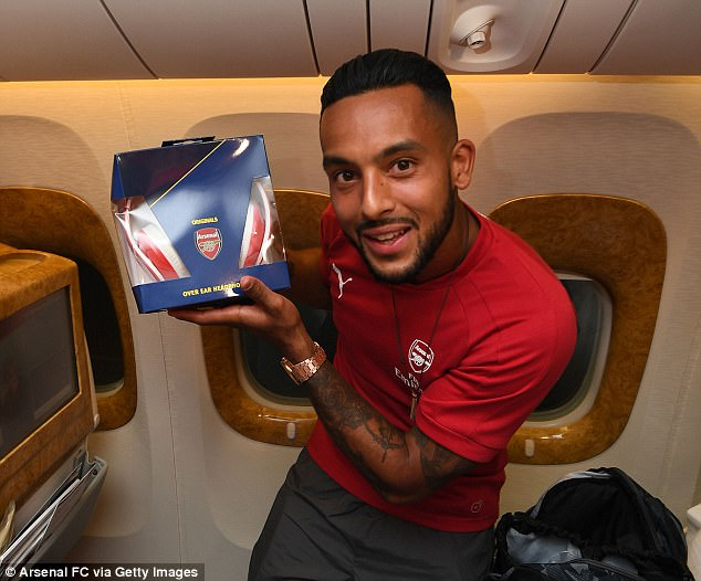 Arsenal Jet Out For Two-Week Pre-Season Tour Of Australia And China 15