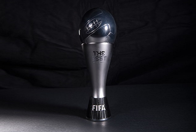 All 24 Nominated Candidates For FIFA's 'The Best' Award 75