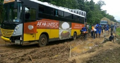 Akwa United Trip To Dutse Halted By A Road Accident