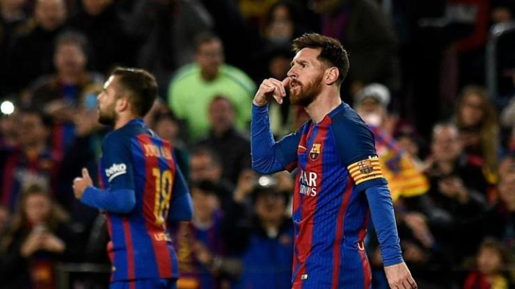 The Touching Story Behind Lionel Messi's 5 Most Iconic Goal Celebrations 14