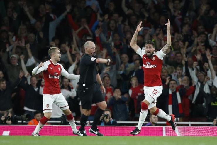 Shower Of Goals! Arsenal Wins 7-Goal Thriller In Premier League Opener 10