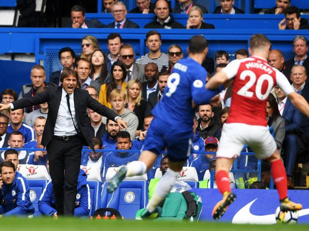 Gary Cahill- It Was Frustrating We Couldn't Open Up Arsenal Defence 4