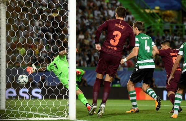Five Interesting Things You Missed From The Champions League 13