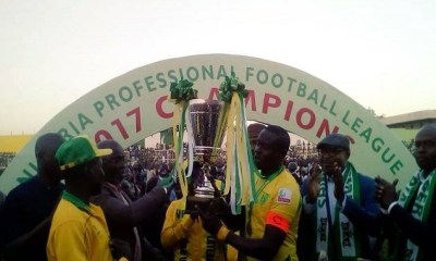 Plateau United Are New Champions Of The NPFL 6