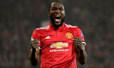 Lukaku Break Wayne Rooney Record At Manchester ? I Dont Think So - Mourinho 6