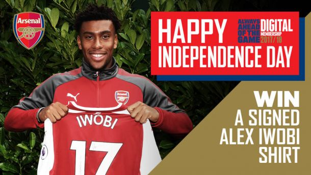 Arsenal To Reward Nigerian Gunner's In Celebration Of Independence Day 4