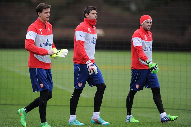 I Never Improve At Arsenal- Wojciech Szczesny 2