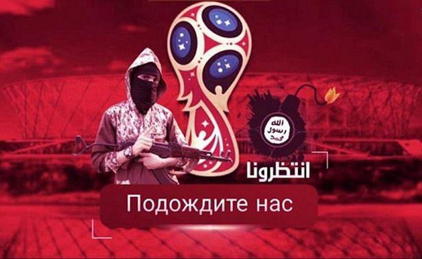 Breaking News! ISIS Threatens Russia 2018 World Cup Using Messi Image 6