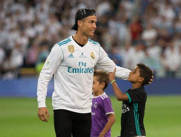 CR7 Reveals The Emotional Effect Being A Father Has Had On His Career As Of Late 10