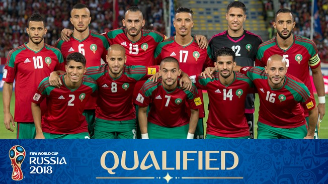 Russia 2018 World Cup: Meet The 32 Qualified Teams 90