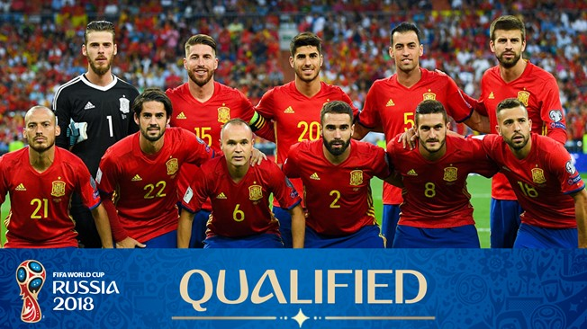 Russia 2018 World Cup: Meet The 32 Qualified Teams 76
