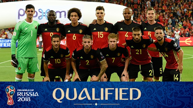 Russia 2018 World Cup: Meet The 32 Qualified Teams 71