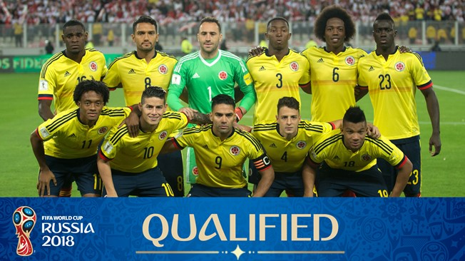 Russia 2018 World Cup: Meet The 32 Qualified Teams 87