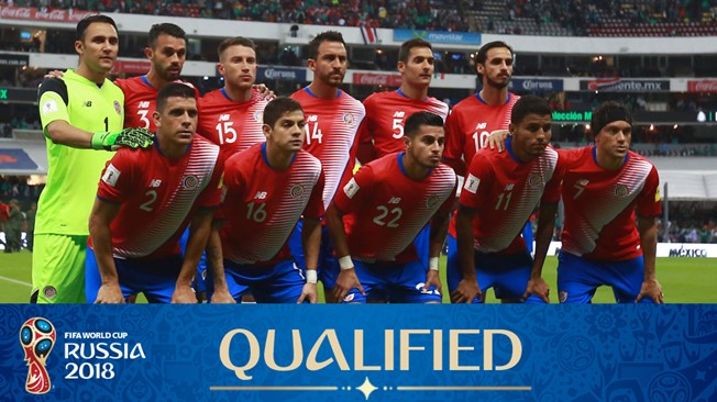 Russia 2018 World Cup: Meet The 32 Qualified Teams 78