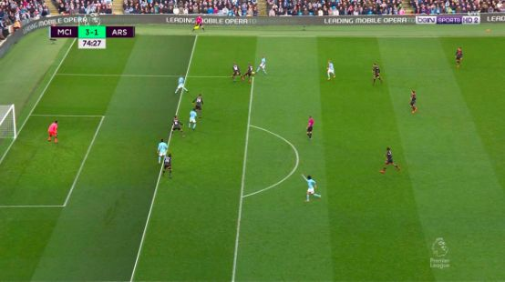 """Getting The Rub Of The Green From Referees? Man City Will Be """"Hard To Stop"""" - Wenger 4"""