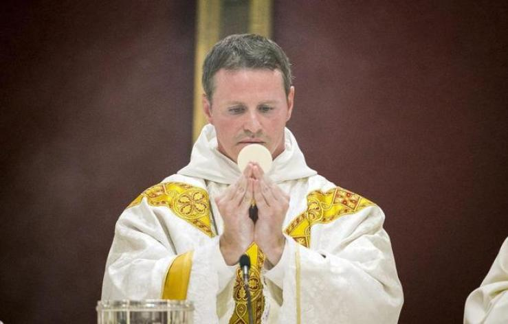 From Pitch To Priesthood : The Remarkable Journey Of Philip Mulryne 7
