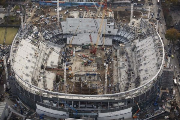 Spurs' £800m New Stadium Will Be The Most Expensive Football Ground In Europe Once Completed 16