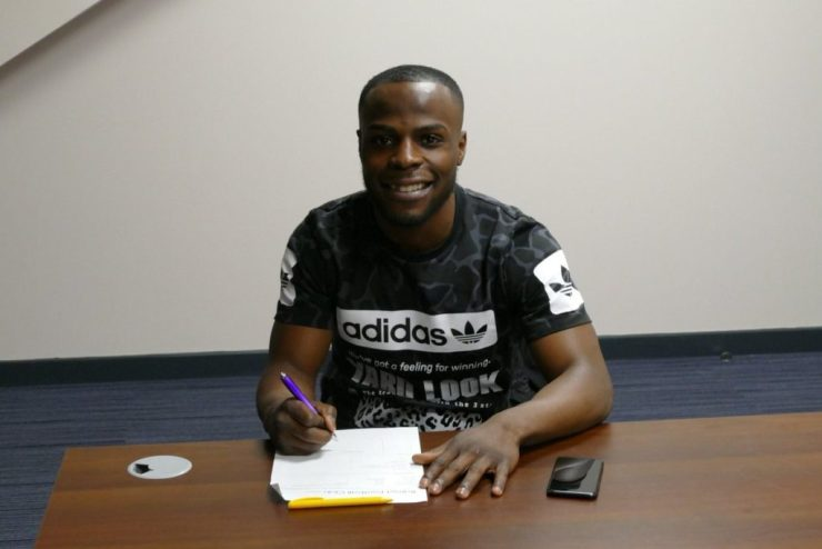 Barnet FC Secure Signing Of Nigerian-Born Irish Midfielder Fuad Sule 4