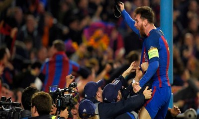 Lionel Messi Conquer Camp Nou's 61 Year History In Just 13 15