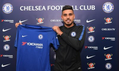 Official: Chelsea Complete The Signing Of AS Roma Left-Back Emerson 7