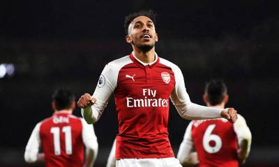 There's More To Come ! Aubameyang Warns 12