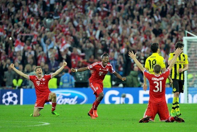 Bayern Munich : Remarkable 118-Years Journey To The Top 7