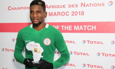 Okechukwu Gabriel Speaks On MOTM Award : 'The Award Means A Lot To My Career' 2