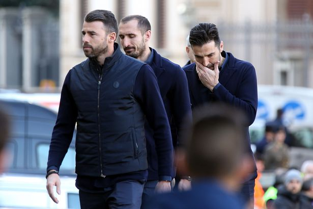 Davide Astori Funeral: Thousands Of Fans Pay Tribute 12