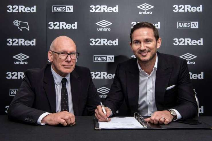 Lampard Is A Ram : Former Chelsea Captain Becomes New Derby County Boss 4
