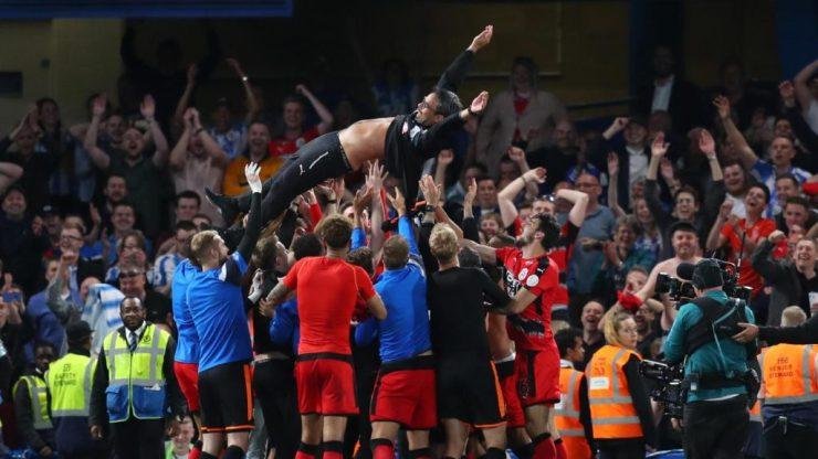 Top Pictures Of The 2017/18 Premier League Season 56
