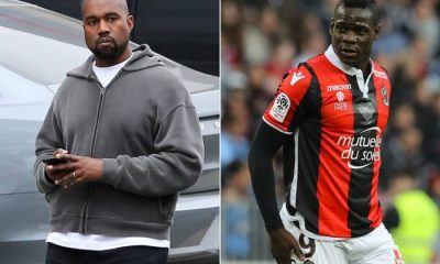 What Kind Of Bull***t Coming Out Of Your Mouth? Balotelli Takes Jibes At Kanye 3