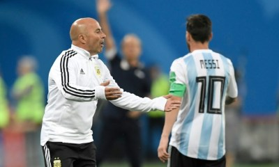 2018 World Cup : Lionel Messi Calling The Shots At Argentina ? 10