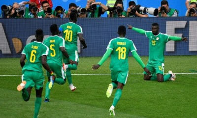 2018 World Cup : Teranga Lions Tame Poland To Claim First African Win 9