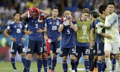 """Russia 2018: Japan Leaves Dressing Room Spotless With A """"Thank You"""" Note 10"""